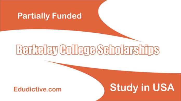 Berkeley College Scholarship for International Students